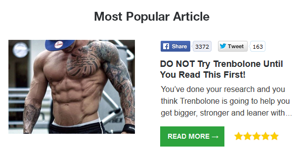 Most Read Article